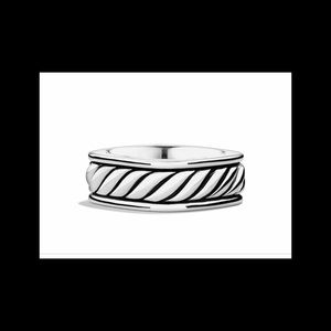 David Yurman Square Ring
